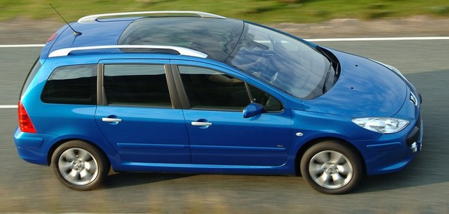 Peugeot 307 SW 1.6 HDI 90 KM