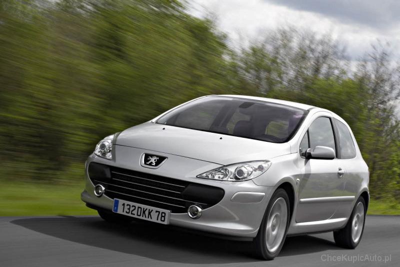 Peugeot 307 1.6 HDI 110 KM