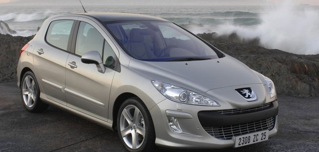 peugeot 308 i 1 4 95 km 2010 hatchback 5dr skrzynia r czna nap d przedni. Black Bedroom Furniture Sets. Home Design Ideas