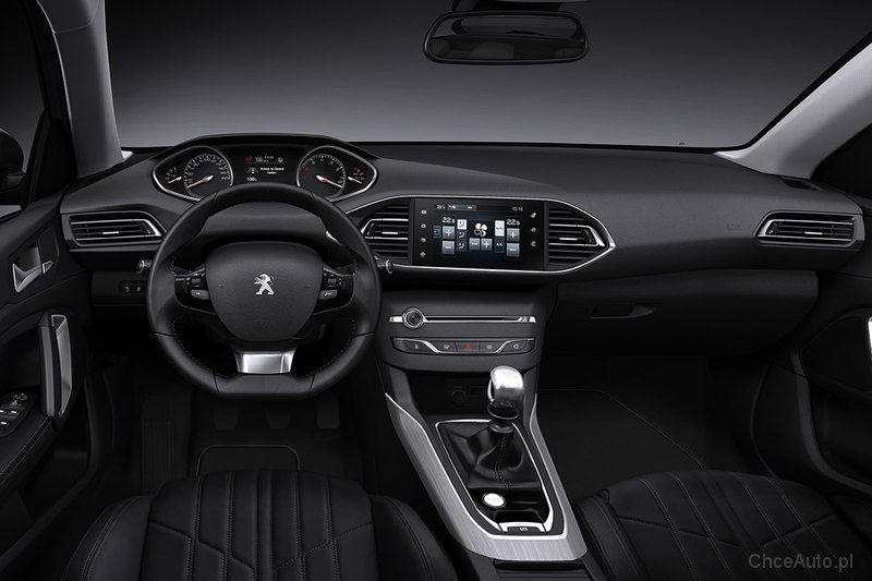 peugeot 308 ii 1 6 thp 125 km 2014 hatchback 5dr skrzynia r czna nap d przedni zdj cie 2. Black Bedroom Furniture Sets. Home Design Ideas