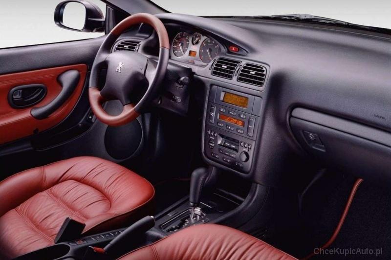 peugeot 406 3 0 194 km 2001 coupe skrzynia automatyczna zautomatyzowana nap d przedni zdj cie 8. Black Bedroom Furniture Sets. Home Design Ideas