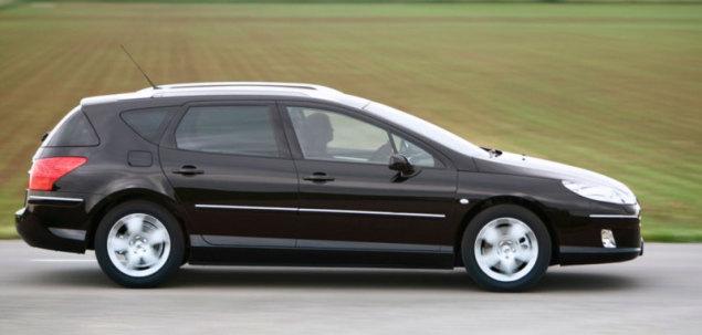 Peugeot 407 SW 2.0 HDI 136 KM