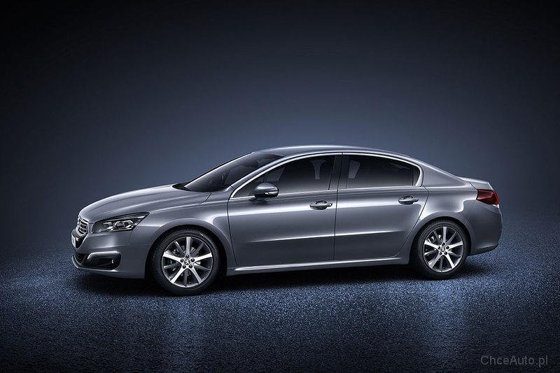 Peugeot 508 I FL 1.6 THP 156 KM