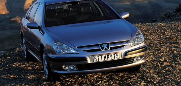 Peugeot 607 2.2 160 KM