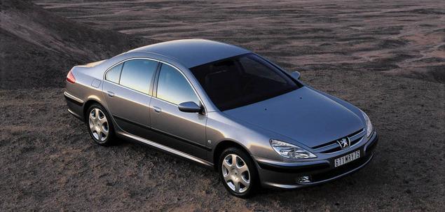 Peugeot 607 2.2 HDI 136 KM