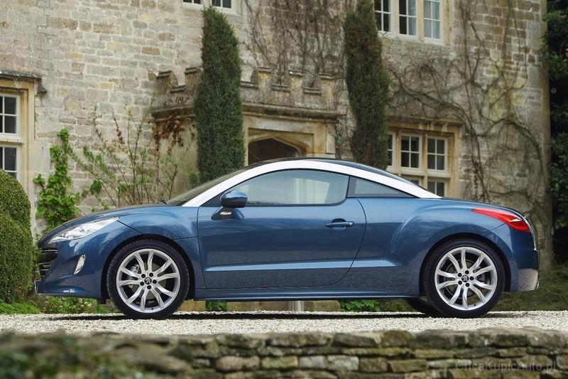 Peugeot RCZ I 1.6 THP 156 KM