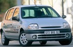 Renault Clio II 1.2 75 KM