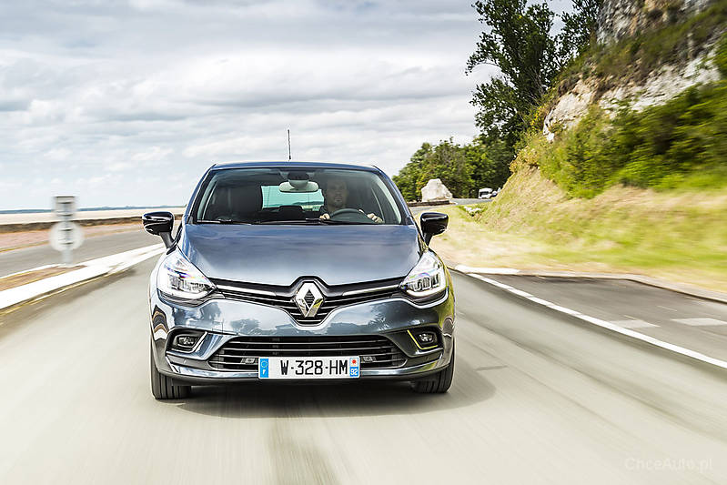 Renault Clio IV FL TCe LPG 90 KM