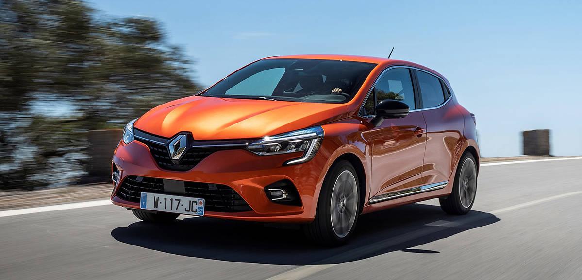 Renault Clio V 1.0 TCe LPG 100 KM