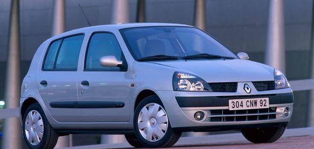 Renault Clio II 1.2 60 KM