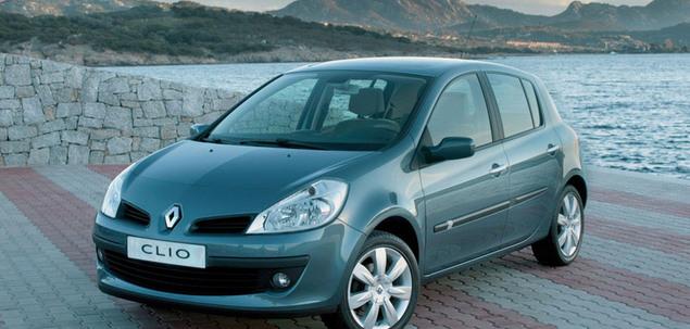 Renault Clio III 1.2 75 KM