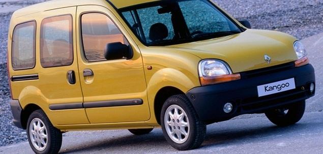 Renault Kangoo I 1.9D 65 KM