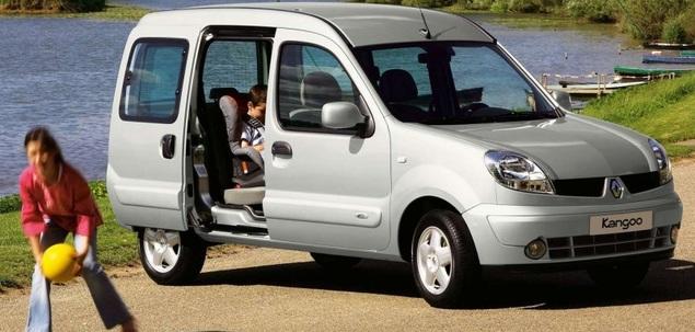 Renault Kangoo I FL 1.6 95 KM