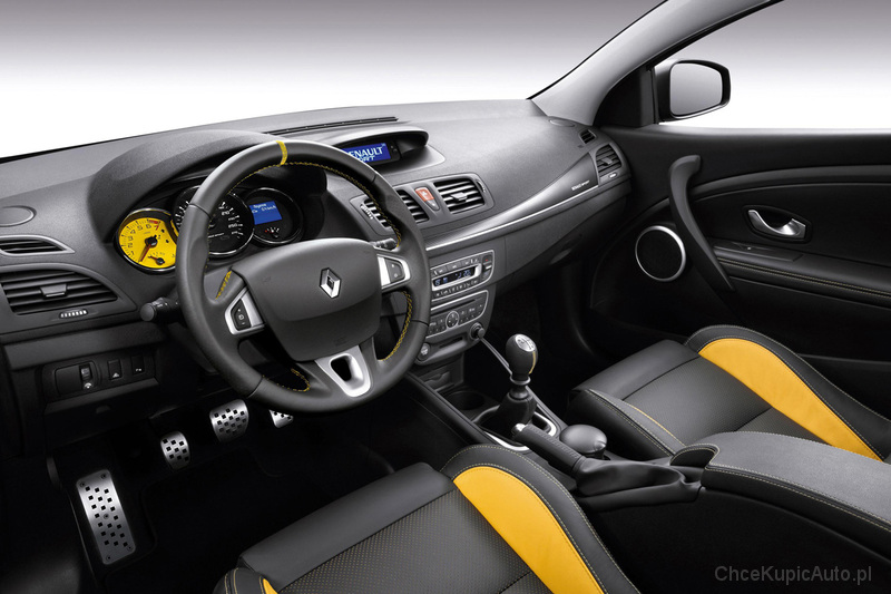 Renault Megane III RS 2.0 Turbo 265 KM