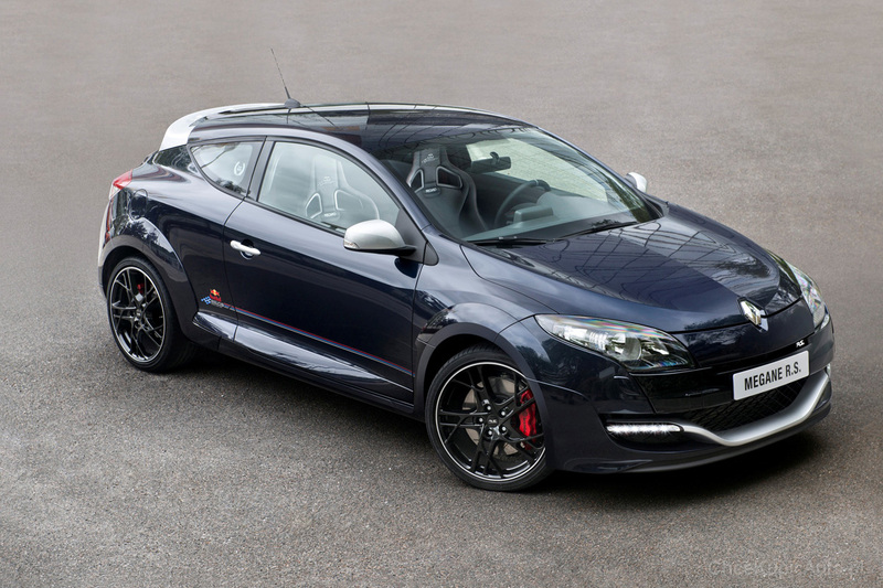 Renault Megane III RS 2.0 Turbo 265 KM