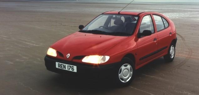 Renault Megane I 1.6 90 KM