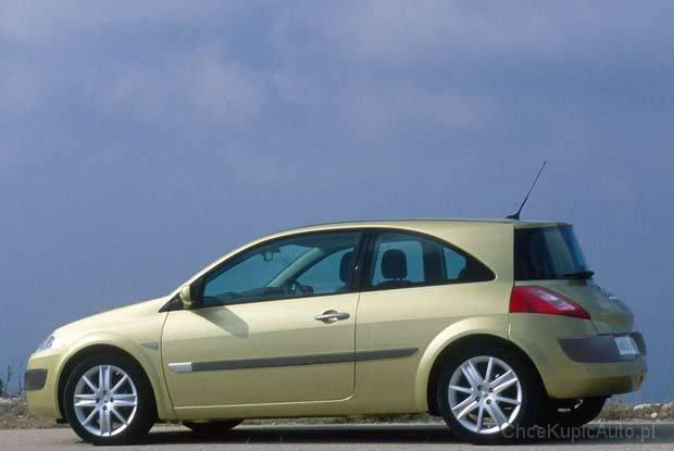 Renault Megane II 1.9 dCi 130 KM