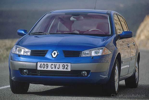 Renault Megane II 2.0T 165 KM