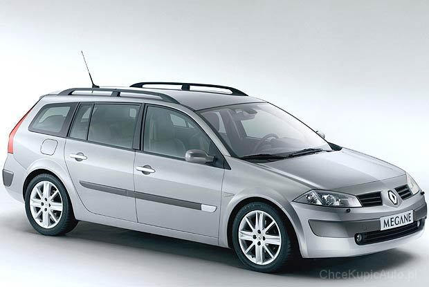 renault megane ii 1 9 dci 130 km 2008 kombi skrzynia. Black Bedroom Furniture Sets. Home Design Ideas