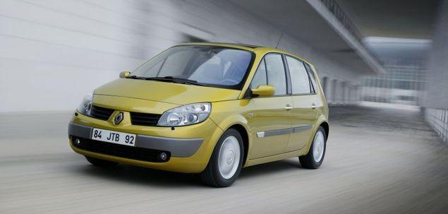 Renault Scenic II 1.9 dCi 130 KM