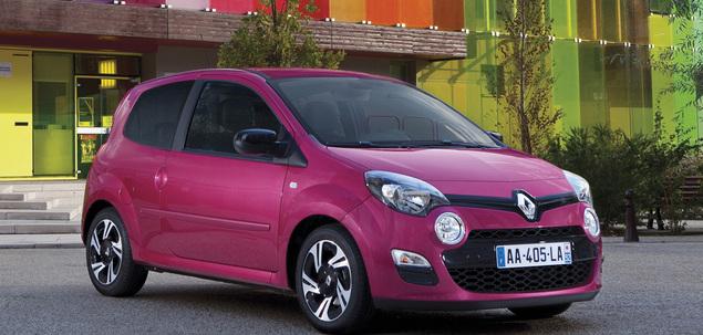 Renault Twingo II FL 1.2 75 KM