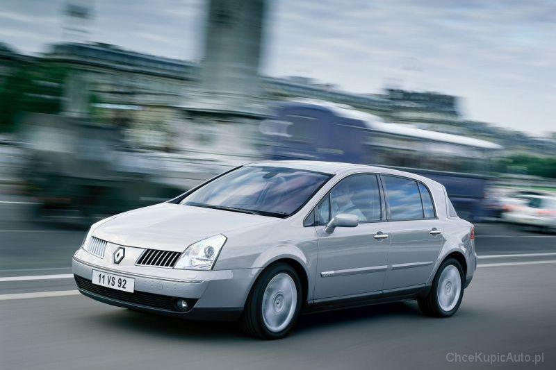 Renault Vel Satis 2.2 dCi 150 KM