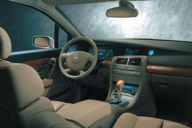 renault vel satis 2 2 dci 150 km 2003 hatchback 5dr skrzynia r czna nap d przedni zdj cie 3. Black Bedroom Furniture Sets. Home Design Ideas