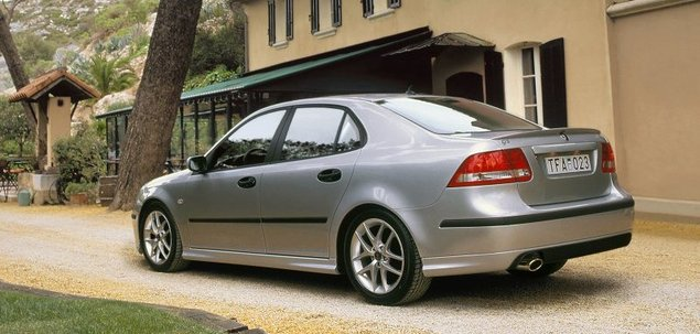 saab 9 3 ii 2 0 t 175 km 2003 sedan skrzynia r czna nap d przedni. Black Bedroom Furniture Sets. Home Design Ideas