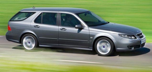 Saab 9-5 I 2.0 LPT 150 KM