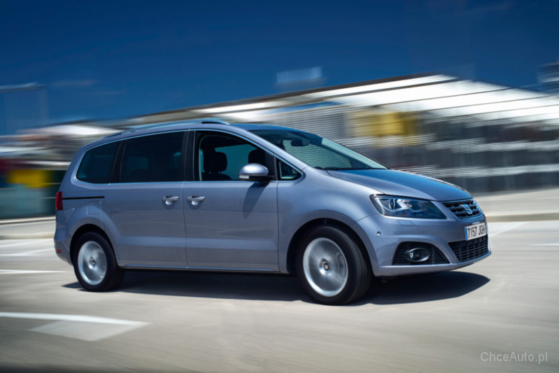 seat alhambra ii fl 2 0 tsi 220 km 2017 van skrzynia. Black Bedroom Furniture Sets. Home Design Ideas