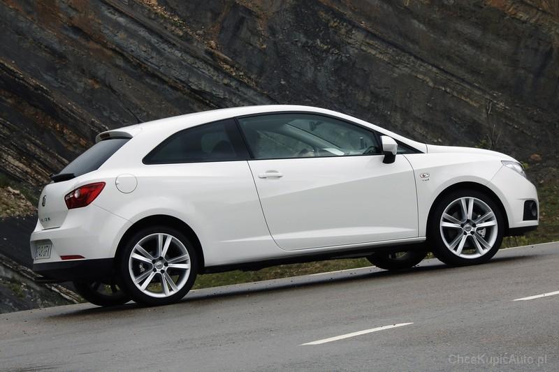 Seat Ibiza IV 2.0 TDI 143 KM