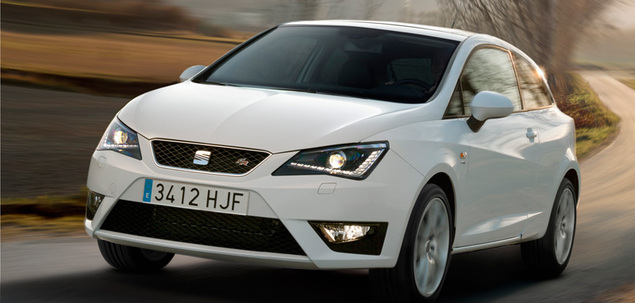 Seat Ibiza IV FL 1.2 TSI 105 KM