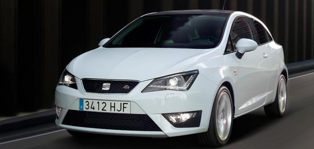 Seat Ibiza IV FL 1.4 TSI 180 KM