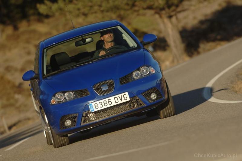 Seat Ibiza III 1.4 75 KM