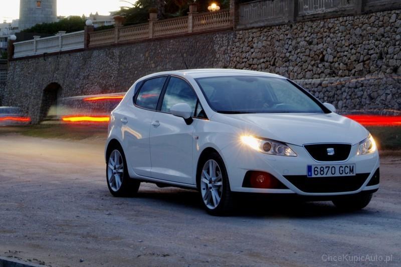 Seat Ibiza IV 1.4 85 KM