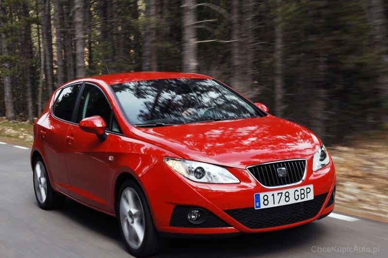 Seat Ibiza IV 1.2 70 KM