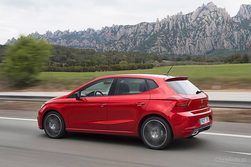 Seat Ibiza V 1.0 MPi 75 KM
