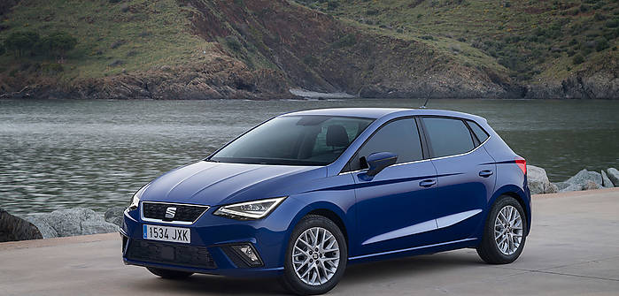 seat ibiza v 1 5 tsi 150 km 2017 hatchback 5dr skrzynia r czna nap d przedni. Black Bedroom Furniture Sets. Home Design Ideas