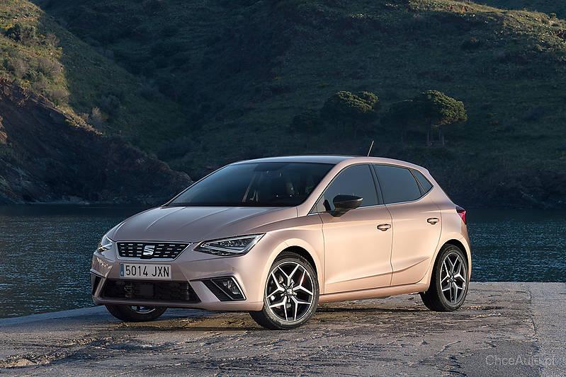Seat Ibiza V 1.0 TSI 115 KM