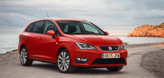 Seat Ibiza IV FL2 1.4 TSI 150 KM