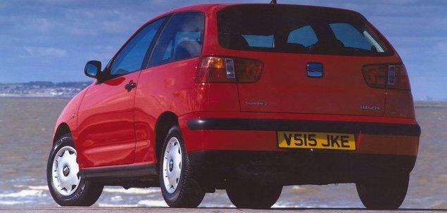 Bardzo dobryFantastyczny Seat Ibiza II FL 1.4 60 KM 2000 hatchback 3dr skrzynia ręczna NS24