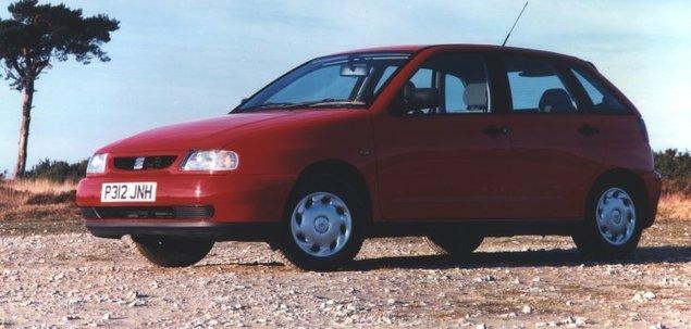 Seat Ibiza II 1.0 50 KM