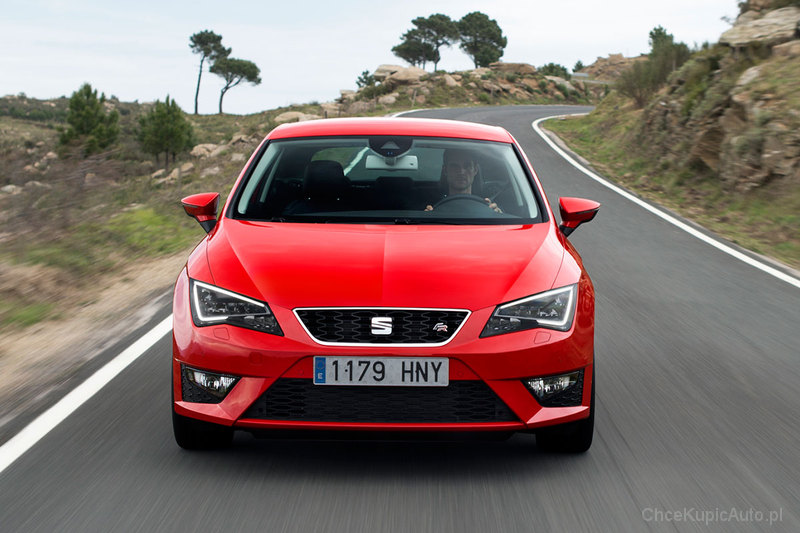 seat leon iii 1 6 tdi 105 km 2013 hatchback 3dr skrzynia. Black Bedroom Furniture Sets. Home Design Ideas