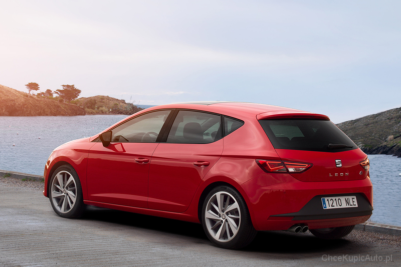 seat leon iii 1 6 tdi 105 km 2015 hatchback 5dr skrzynia. Black Bedroom Furniture Sets. Home Design Ideas