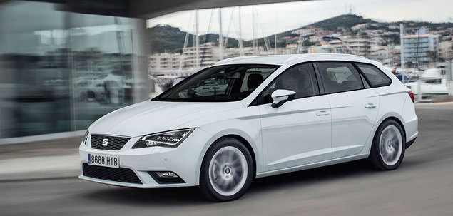 seat leon iii 1 6 tdi 105 km 2014 kombi skrzynia r czna nap d 4x4. Black Bedroom Furniture Sets. Home Design Ideas