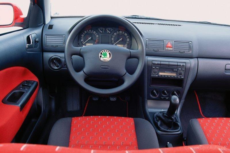 Skoda Octavia I 18 T 150 Km 2003 Kombi Skrzynia Rczna Napd 4x4