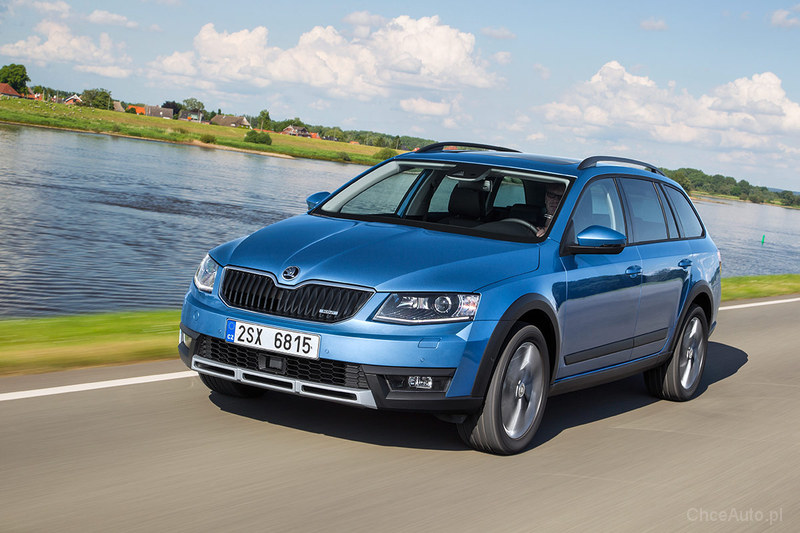 skoda octavia iii scout 2 0 tdi 150 km 2014 kombi skrzynia r czna nap d 4x4 zdj cie 5. Black Bedroom Furniture Sets. Home Design Ideas