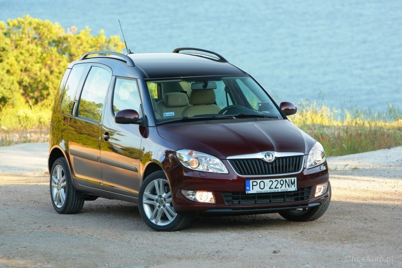 2006 skoda roomster 1 4 16v related infomation specifications weili automotive network. Black Bedroom Furniture Sets. Home Design Ideas