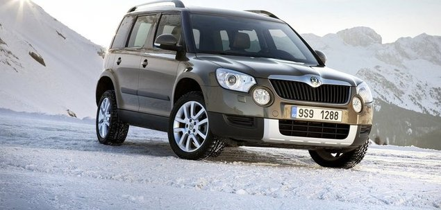 skoda yeti i 1 2 tsi 105 km 2013 suv skrzynia r czna nap d przedni. Black Bedroom Furniture Sets. Home Design Ideas