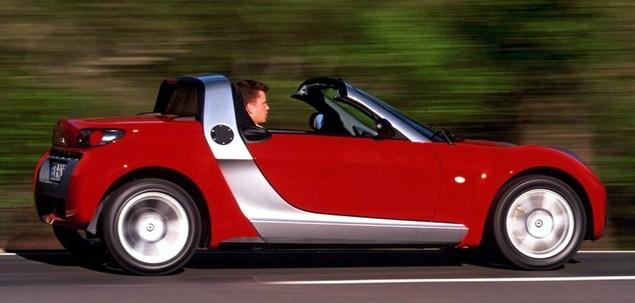 Smart Roadster 0.7 61 KM